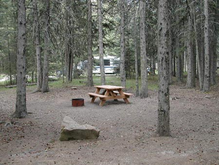 Kananaskis Country S High Country Camping Photo Gallery